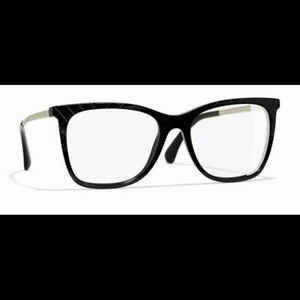 Chanel 3379 c.622 54 17 140 Black frame
